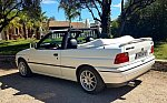 FORD ESCORT Mk V XR3i 130 ch Pack luxe cabriolet Blanc occasion