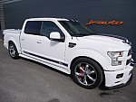 FORD USA F150 Shelby Super Snake pick-up Blanc