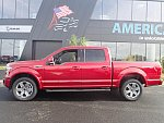 FORD USA F150 Supercrew Lariat Sport pick-up occasion - 84 900 €, 500 km