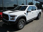 FORD USA F150 Raptor Supercrew pick-up Blanc