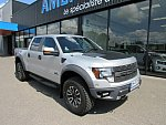 FORD USA F150 Raptor Supercrew pick-up occasion - 64 900 €, 92 500 km