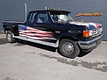 FORD USA F350 LARIAT pick-up Noir