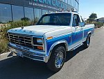 FORD USA F100 Ranger pick-up Blanc