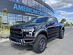 FORD USA F150 Raptor Supercab pick-up