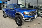 FORD USA F150 pick-up occasion - 69 900 €, 70 000 km