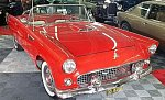 FORD USA THUNDERBIRD I Classic Birds V8 292 ci Pack Luxe cabriolet Rouge