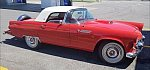 FORD USA THUNDERBIRD I Classic Birds V8 292 ci Pack Luxe cabriolet Rouge occasion - 47 000 €, 100 500 km