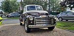 GMC 3100 Stepside 5 fenêtres pick-up Marron