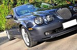JAGUAR S-TYPE R 4.2 V8 berline Gris