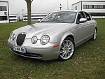 JAGUAR S-TYPE 2.7 V6 D Bi Turbo SPORT berline Gris