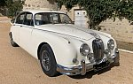 JAGUAR MARK 2 3.8 berline Blanc