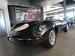 JAGUAR REPLICA LE MANS SPORTS TYPE D EVOCATION compétition Vert occasion