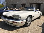 JAGUAR XJS 4.0 L6 Celebration cabriolet Blanc