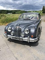 JAGUAR MARK 2 3.8 berline Gris foncé