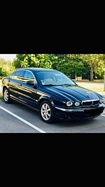 JAGUAR X-TYPE 2.0l Diesel Pack Luxe berline Noir