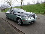JAGUAR S-TYPE 2.7 V6 D Bi Turbo executive bitone berline Vert foncé occasion - 8 900 €, 178 000 km