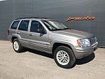 JEEP GRAND CHEROKEE 2 2.7 CRD 163ch LIMITED  SUV Gris