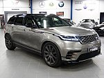 LAND ROVER RANGE ROVER VELAR D300 R-DYNAMIC break Argent