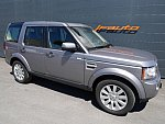 LAND ROVER DISCOVERY IV TDV6 3.0 SUV Argent