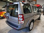 LAND ROVER DISCOVERY IV TDV6 3.0 SUV Argent occasion - 26 700 €, 165 215 km