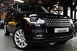 LAND ROVER RANGE ROVER IV - L405 4.4 SDV8 339 ch AUTOBIOGRAPHY SUV Noir