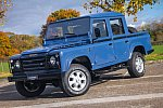 LAND ROVER DEFENDER IV 110 Pick-Up PAZHAN V6 3.0 Made in IRAN pick-up Bleu