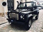 LAND ROVER DEFENDER IV 90 Pick-Up IV 2.2 TD SE MARK 3 EDEN PARK pick-up Noir