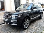 LAND ROVER RANGE ROVER IV - L405 5.0 V8 565 ch SV Autobiography Long 4x4 Gris