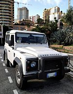 LAND ROVER DEFENDER IV 90 Station Wagon 4x4 Blanc