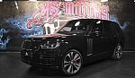 LAND ROVER RANGE ROVER IV - L405 5.0 V8 Supercharged 510 ch SUV