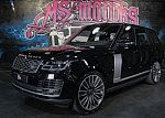 LAND ROVER RANGE ROVER IV - L405 5.0 V8 Supercharged 510 ch VOGUE SWB SUV