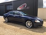 MASERATI QUATTROPORTE V 4.2 Executive GT V8 400ch executive berline Bleu