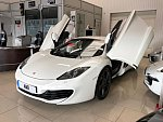 MCLAREN MP4-12C 3.8 V8 Biturbo coupé Blanc