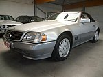 MERCEDES CLASSE SL R129 280 pack luxe cabriolet Argent