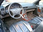 MERCEDES CLASSE SL R129 280 pack luxe cabriolet Argent occasion - 16 950 €, 102 000 km
