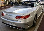MERCEDES CLASSE S Cabriolet A217 500 Pack AMG cabriolet Argent