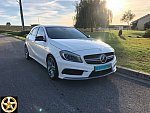 MERCEDES CLASSE A W176 45 AMG 360 ch Pack DYNAMIC PLUS AMG + berline Blanc occasion