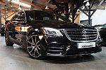 MERCEDES CLASSE S Berline W222 350 d 286 ch EXECUTIVE berline Noir