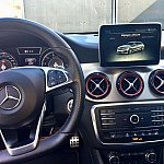 MERCEDES CLASSE CLA Shooting Brake X117 45 AMG 360 ch break Gris clair occasion - 40 500 €, 43 500 km
