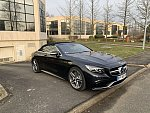 MERCEDES CLASSE S Cabriolet A217 63 AMG 4MATIC cabriolet Noir occasion