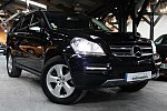 MERCEDES CLASSE GL X164 350 CDI BluEfficiency 224ch 4x4 Noir