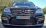 MERCEDES CLASSE M W164 ML 420 CDI AMG BLACK SERIES SUV Noir