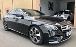 MERCEDES CLASSE E Berline W213 350 d  FASCINATION 9G-TRONIC  berline Noir