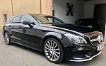 MERCEDES CLASSE CLS Shooting Brake X218 350 CDI BlueEfficiency executive break Noir