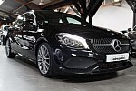 MERCEDES CLASSE A W177 200 163 ch FASCINATION berline Noir