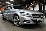 MERCEDES CLASSE CLS Shooting Brake X218 350 CDI BlueEfficiency break Gris