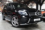 MERCEDES CLASSE GLE SUV (W166) 500e 4MATIC FASCINATION SUV Noir