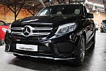 MERCEDES CLASSE GLE SUV (W166) 500e 4MATIC FASCINATION SUV Noir occasion - 44 800 €, 62 900 km