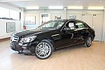 MERCEDES CLASSE E Berline W212 400 4-Matic EXECUTIVE berline Noir