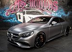 MERCEDES CLASSE S Berline W222 63 AMG V8 585 ch 4Matic L berline occasion
